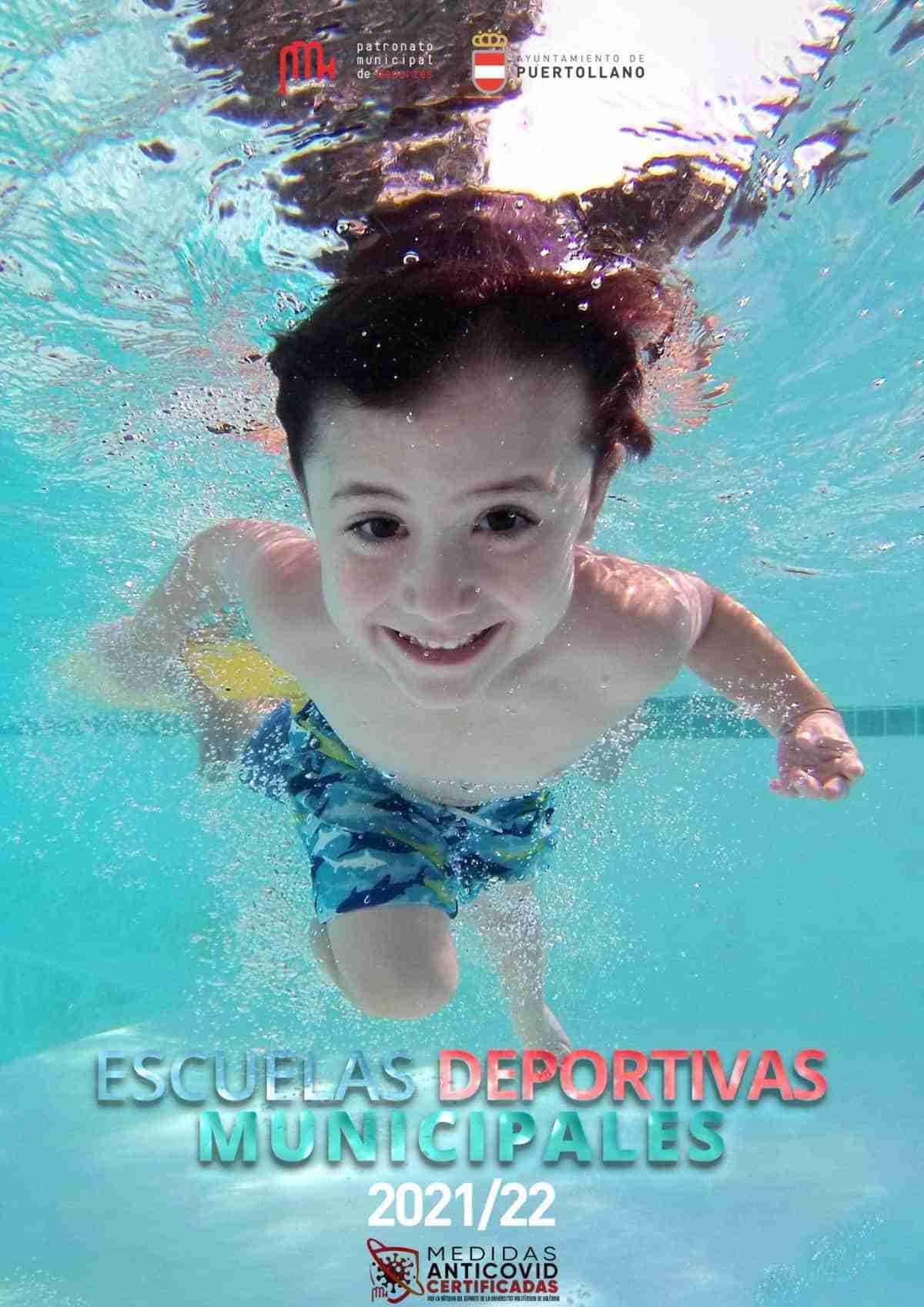 plazas escuelas deportivas cursos adultos puertollano