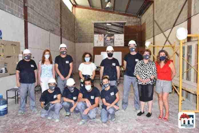programa operaciones de albanileria recual en miguelturra