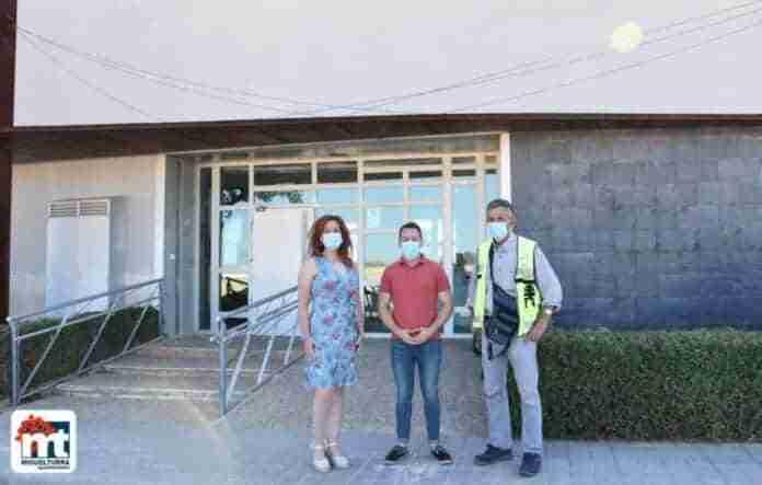 remodeladas instalaciones del vivero de empresas de miguelturra