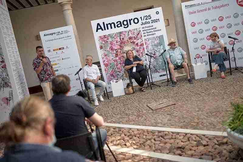 Carlos Hipólito recibirá el Premio Lorenzo Luzuriaga del FESP UGT en el marco del Festival de Almagro 1