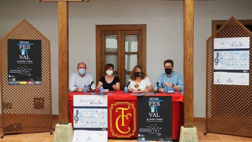 'Grad' y 'Con lo bien que estábamos' marcan la programación del X Festival de Teatro de Torralba de Calatrava este fin de semana 1