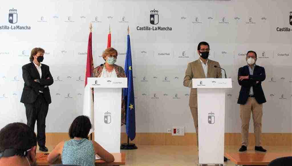 """El Plan de Empleo 2021 va a suponer casi 3.700 puestos de trabajo nuevos y una inversión """"histórica"""" de 34 millones de euros para Ciudad Real 1"""
