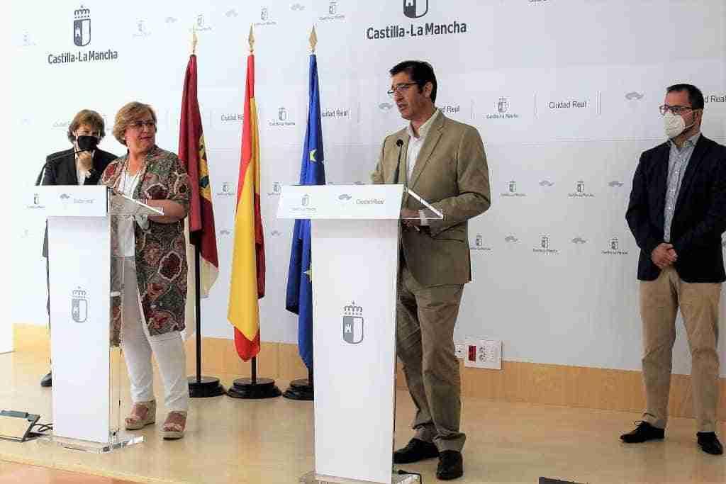 """El Plan de Empleo 2021 va a suponer casi 3.700 puestos de trabajo nuevos y una inversión """"histórica"""" de 34 millones de euros para Ciudad Real 5"""