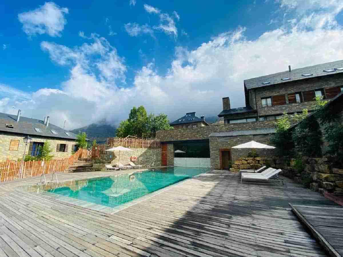 Descubre los hoteles de montaña con más encanto 13