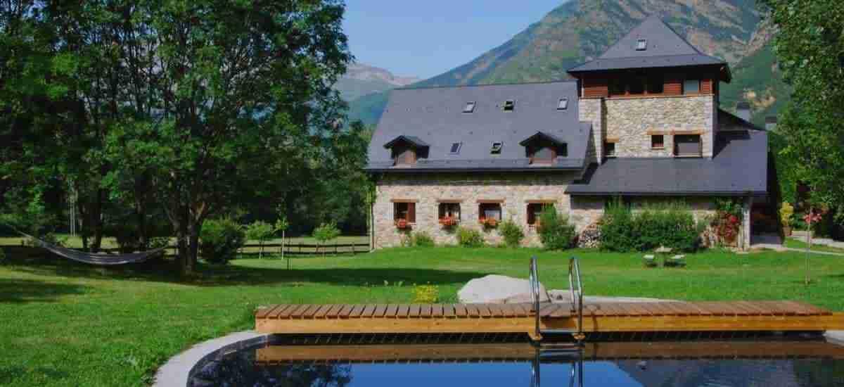 Descubre los hoteles de montaña con más encanto 18