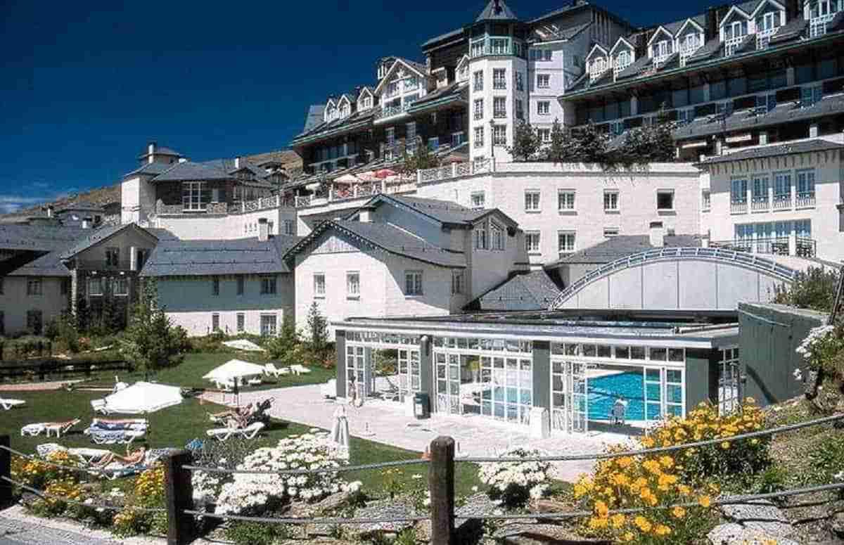 Descubre los hoteles de montaña con más encanto 15
