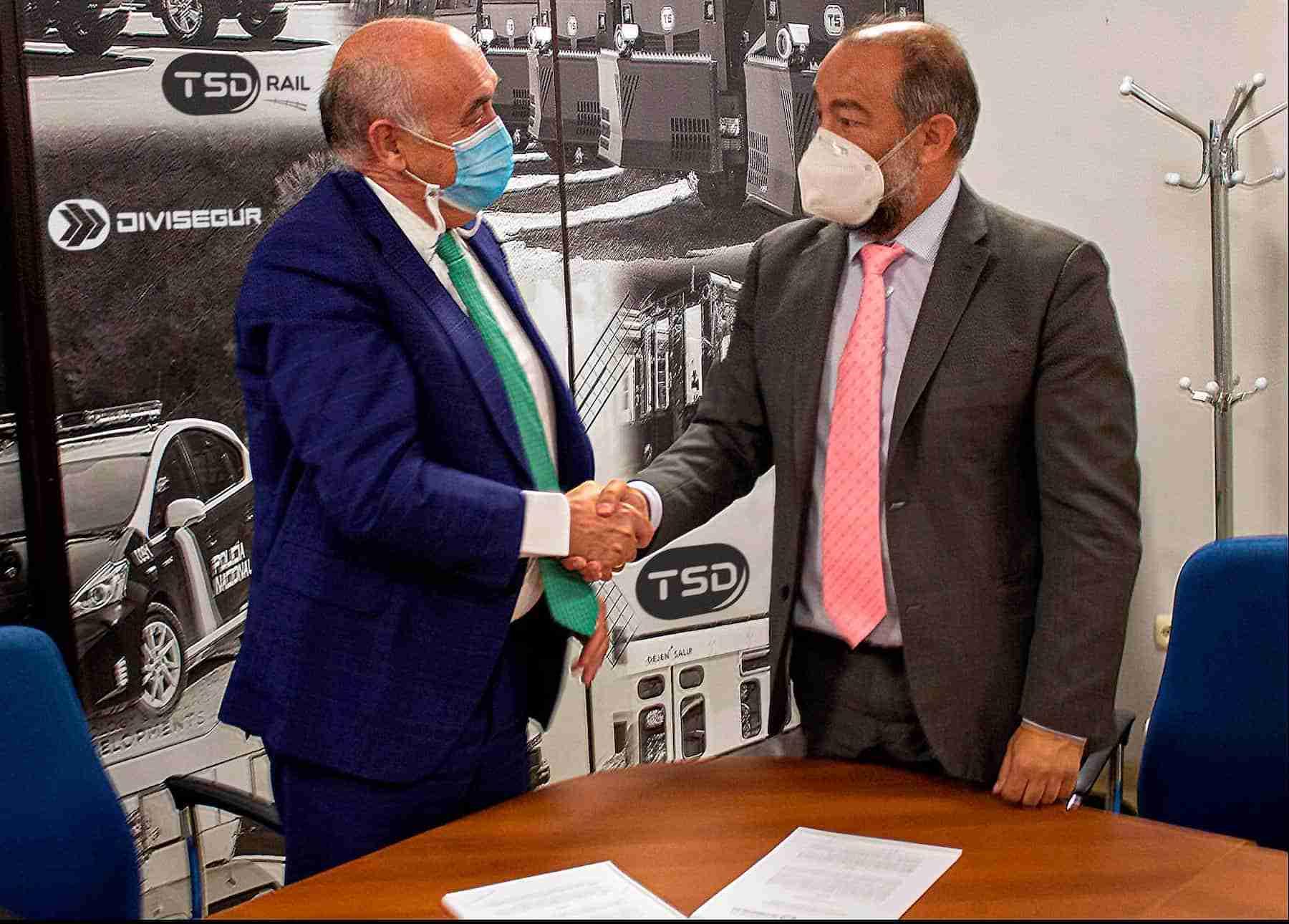 La UCLM y TSD INTERNATIONAL trabajarán conjuntamente en el acercamiento del grupo empresarial a la Universidad 3