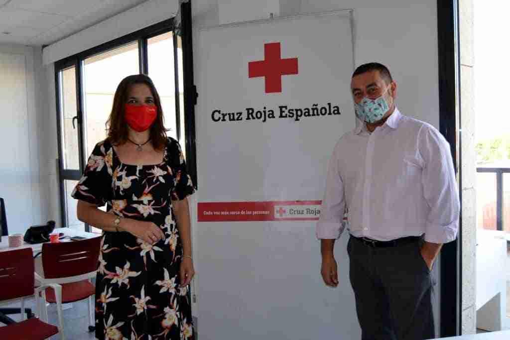 Donación a Cruz Roja de la obra social de cooperativa El Progreso 6