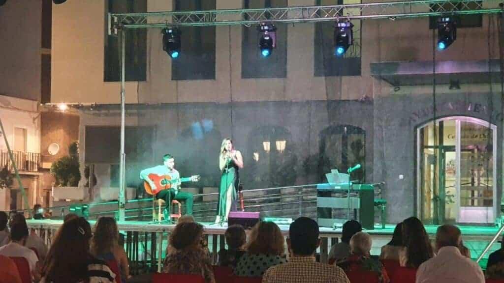 Las actuaciones artísticas en Calzada de Calatrava por la Feria y Fiestas del Jubileo 2021 fueron exitosas 8
