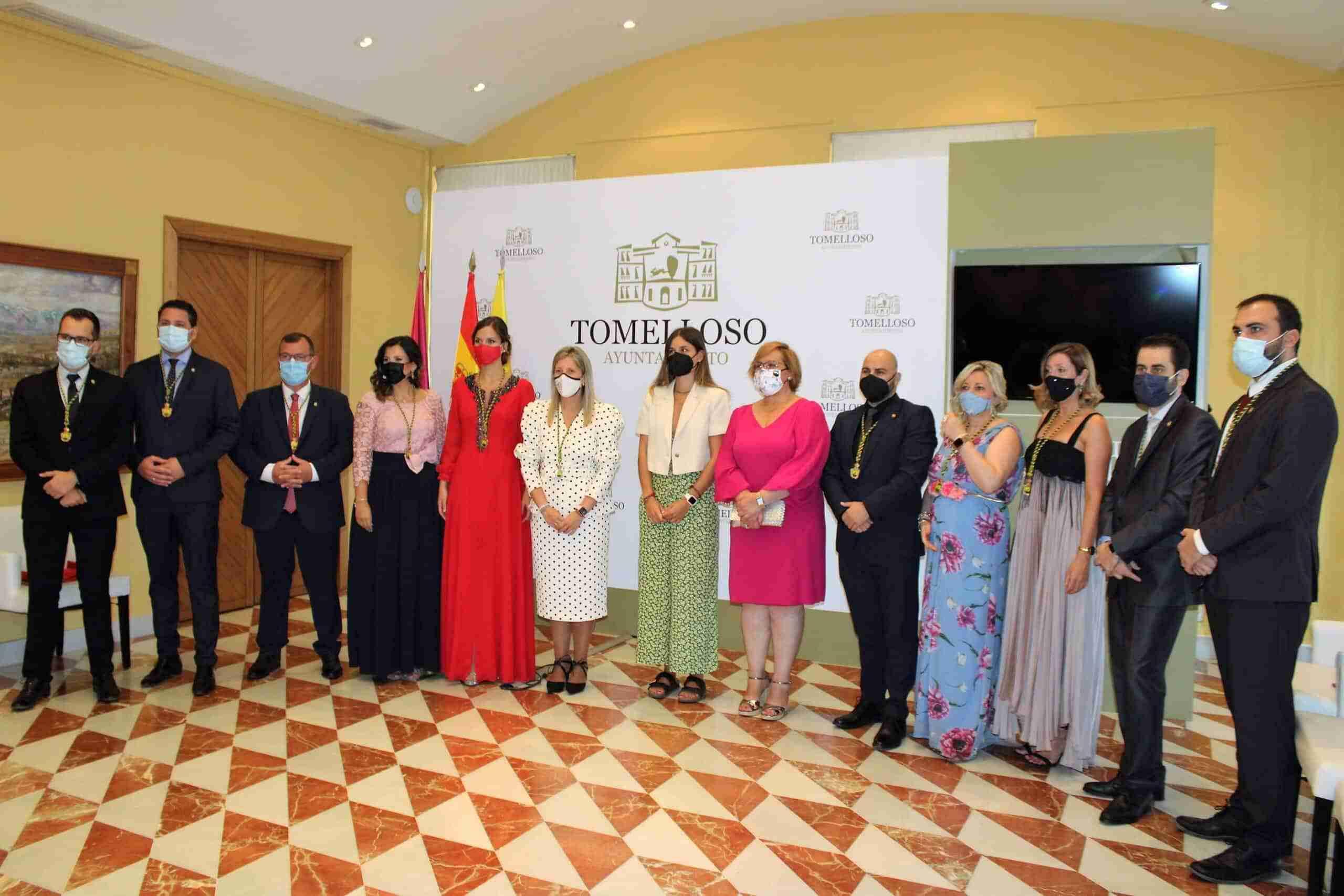 Castilla-La Mancha aplaude la capacidad de Tomelloso para poner los nuevos valores junto a sus referentes artísticos y literarios 5
