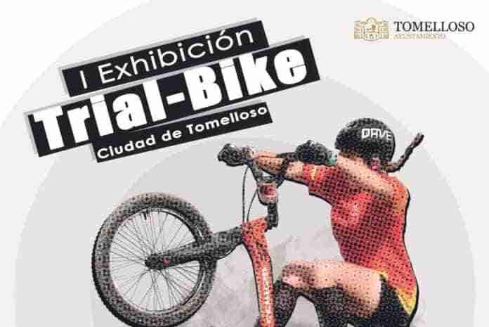 I exhibicion trial bike ciudad de tomelloso