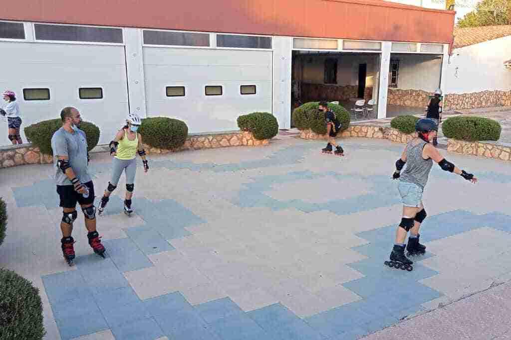 Argamasilla de Alba celebra el I Día del Patín con amplia participación 8
