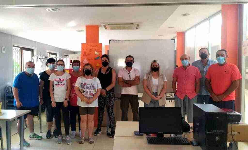 Arranca otro programa RECUAL para formación de 8 alumnos-trabajadores de Viso del Marqués en aprovechamiento forestal natural 4