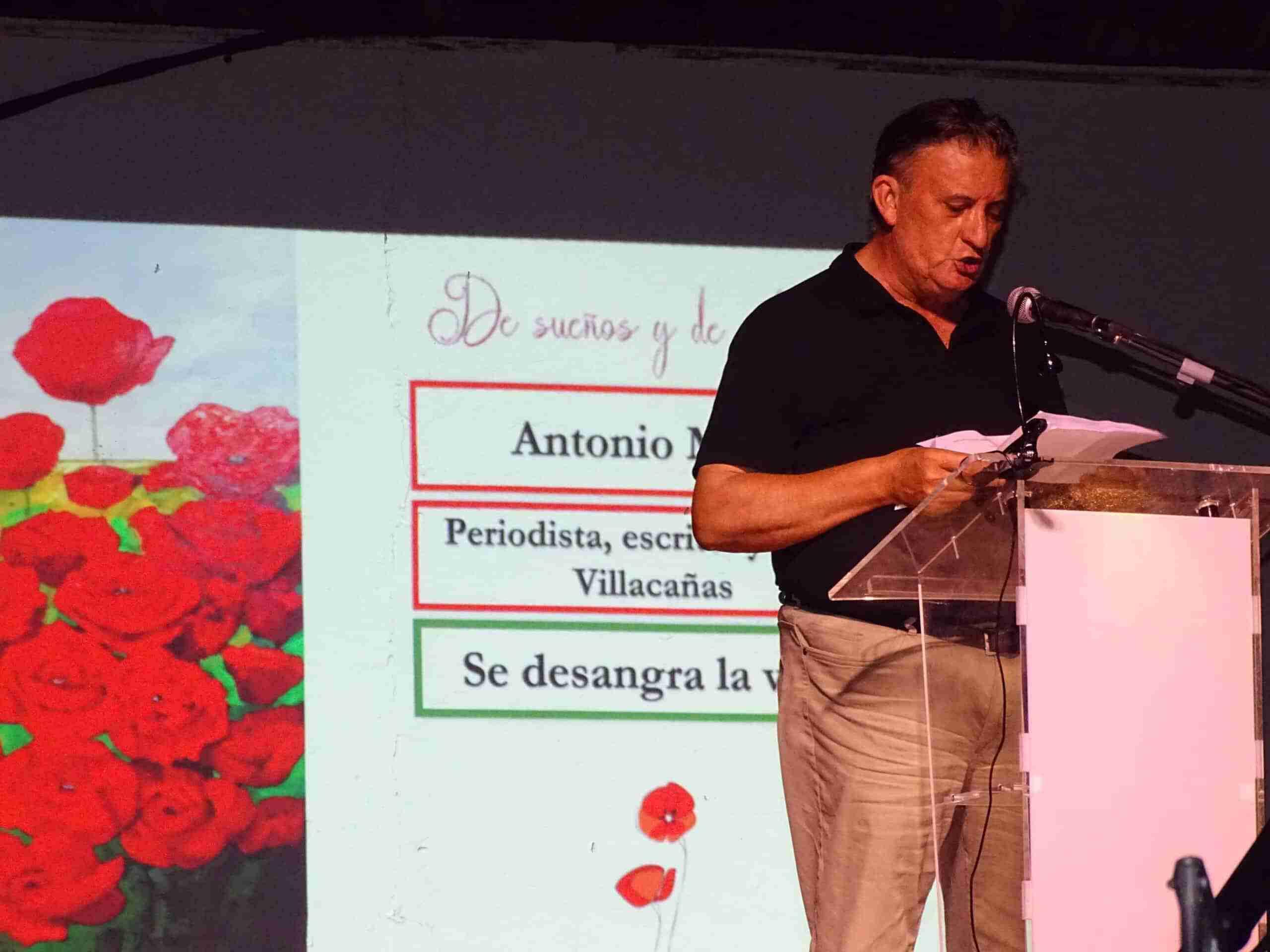 Noche mágica de poesía y pintura con las amapolas como protagonistas 43