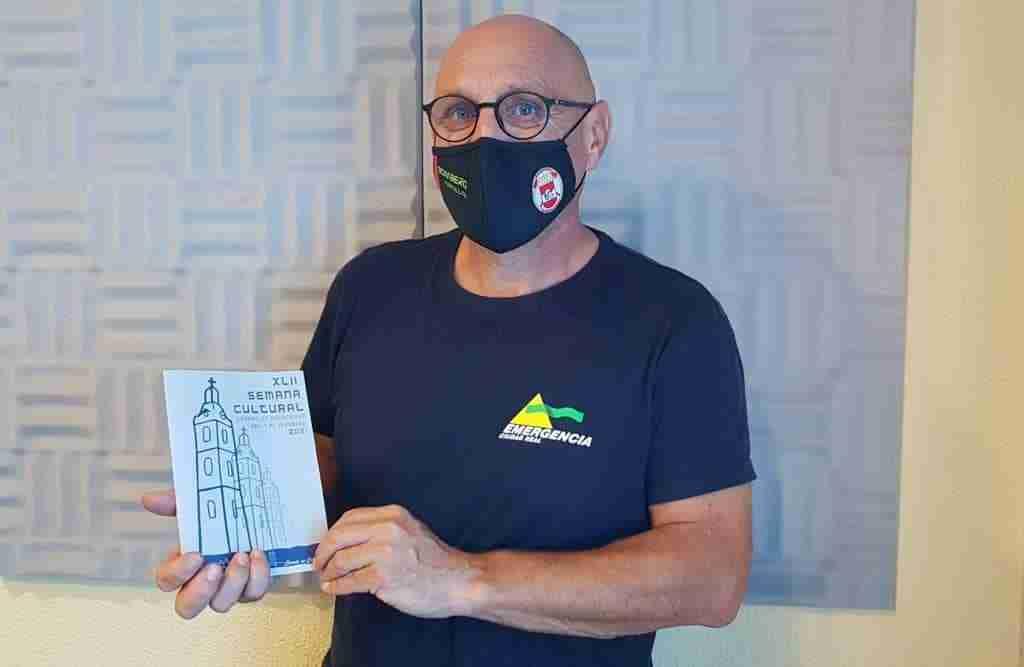 """Andrés Cárdenas sobre la Semana Cultural en Corral de Calatrava """"volvemos con fuerza pero con prudencia"""" 20"""