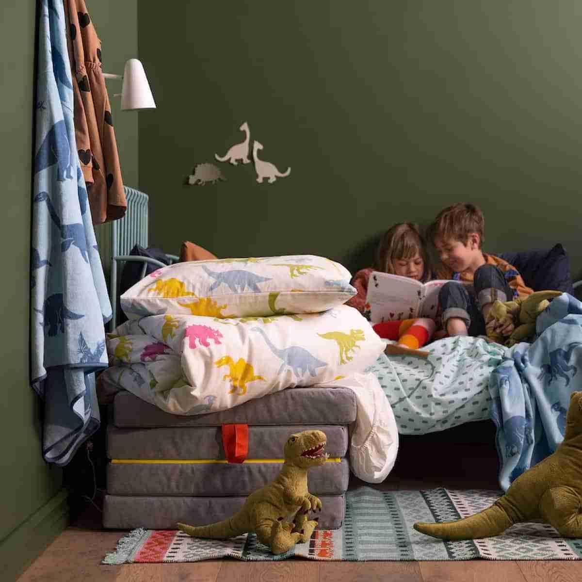 jattelik serie textil ikea decoracion infantil
