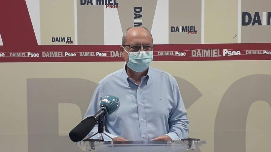 """PSOE de Daimiel: """"El equipo de gobierno liderado por Sierra, parecen estar instalados en el pan y circo, aunque lo único que ofrecen ya es circo"""" 1"""