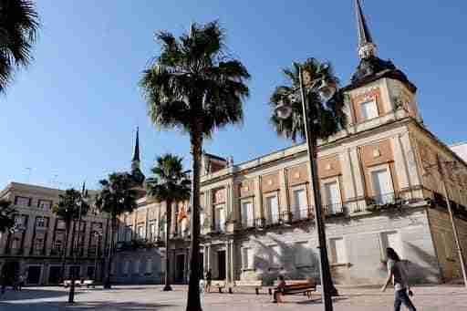 La afluencia de público en las calles madrileñas se redujo en un 54% comparando con agosto del 2019 1