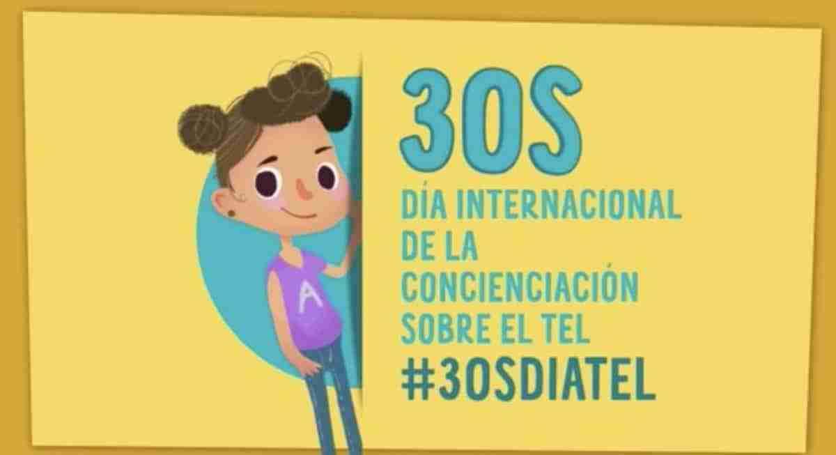 dia internacional concienciacion del tel