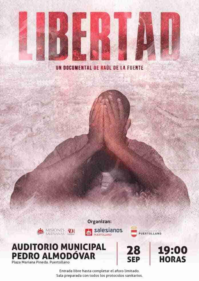 documental libertad proyectaran en puertollano