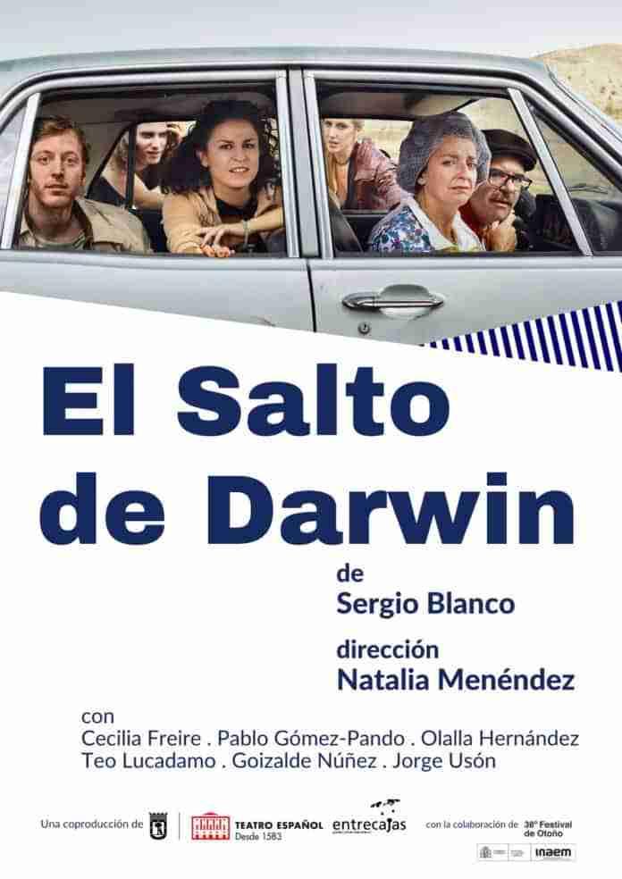 el salto de darwin en puertollano