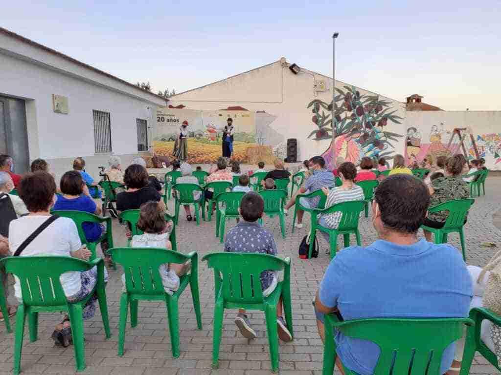 Entreparques comienza el proyecto 'Entrecuentos' para recuperar la cultura y el ocio al aire libre en los pueblos 3