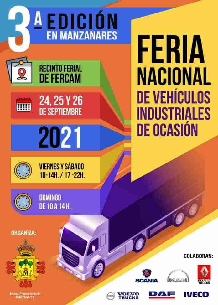 feria nacional de vehiculos industriales de ocasion manzanares