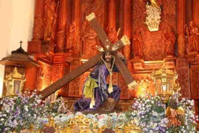 festividad manzanares nuestro padre jesus del perdon