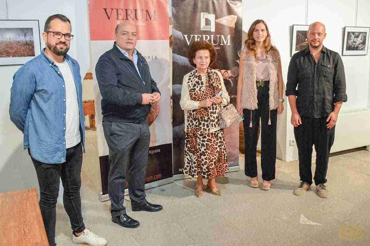 inauguracion exposicion oficios del vino tomelloso