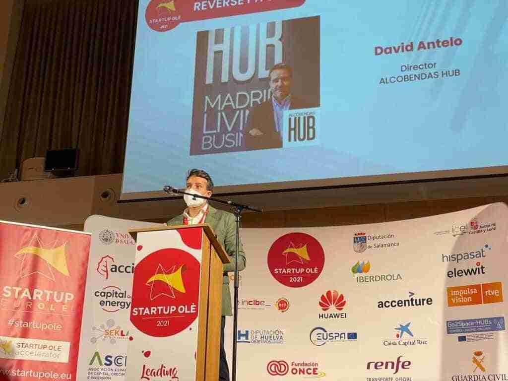 Alcobendas se proyecta internacionalmente como un destino para inversión empresarial y ciudad del emprendimiento, apostando a captar 100.000 millones de euros en la 7ª edición de Startup Olé 2021 3