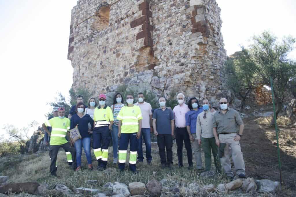 """En octubre se celebran las primeras """"Jornadas de Patrimonio Cultural Calatravo, Castillos de los Cristianos y Salvatierra"""" en Calzada de Calatrava 1"""