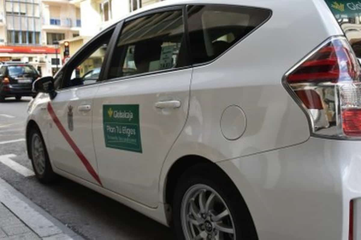 examen permiso conductor a de taxis albacete