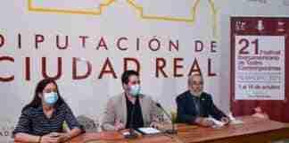 presentdo el 21 festival iberoamericano de teatro contemporaneo almagro