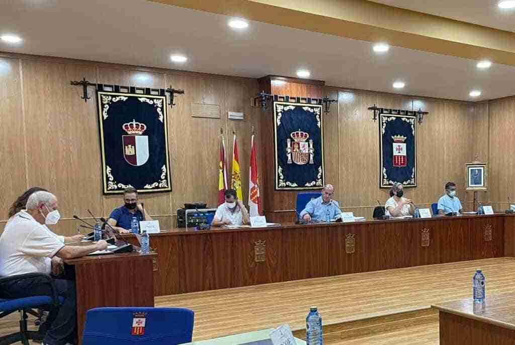 El equipo de gobierno de Villarrubia de los Ojos lleva ejecutado casi el 50% del presupuesto municipal actual 4
