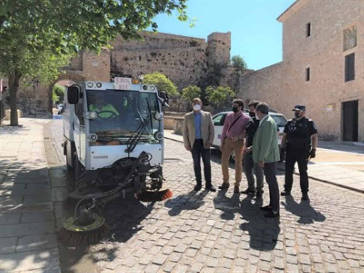 programa intensivo de limpieza pedanias de cuenca