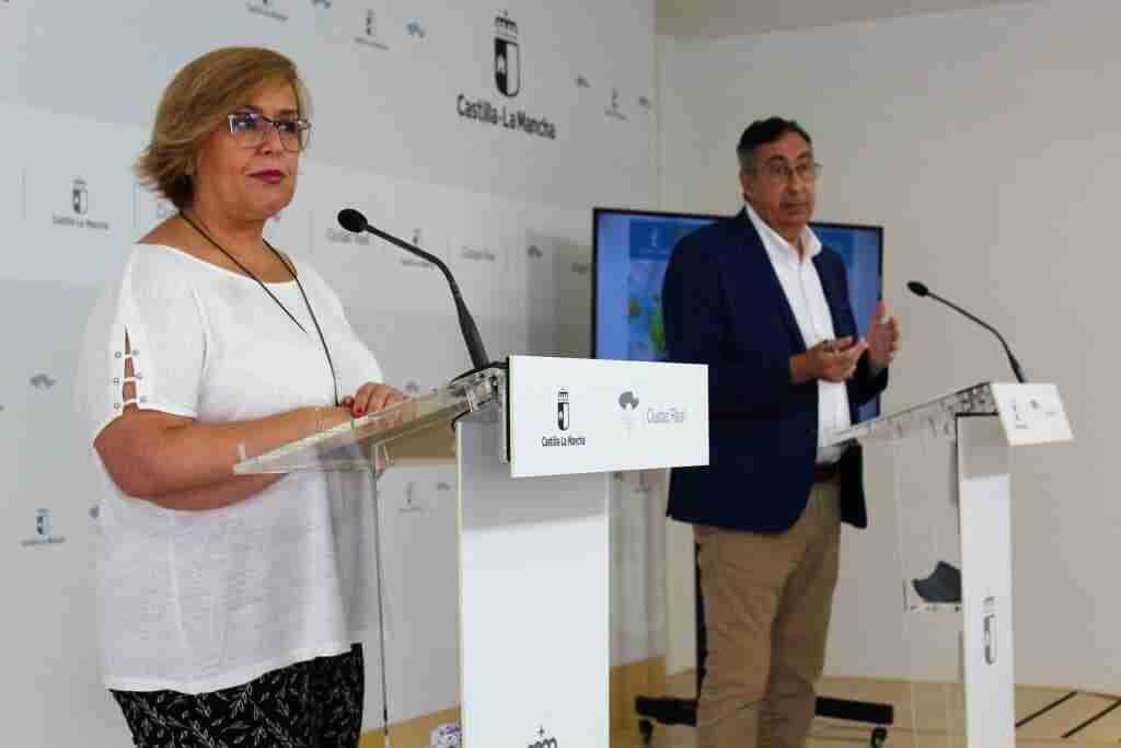 El Gobierno regional mantiene los protocolos para garantizar seguridad a los 96.620 alumnos y 7.986 docentes que vuelven a clases en Ciudad Real 1