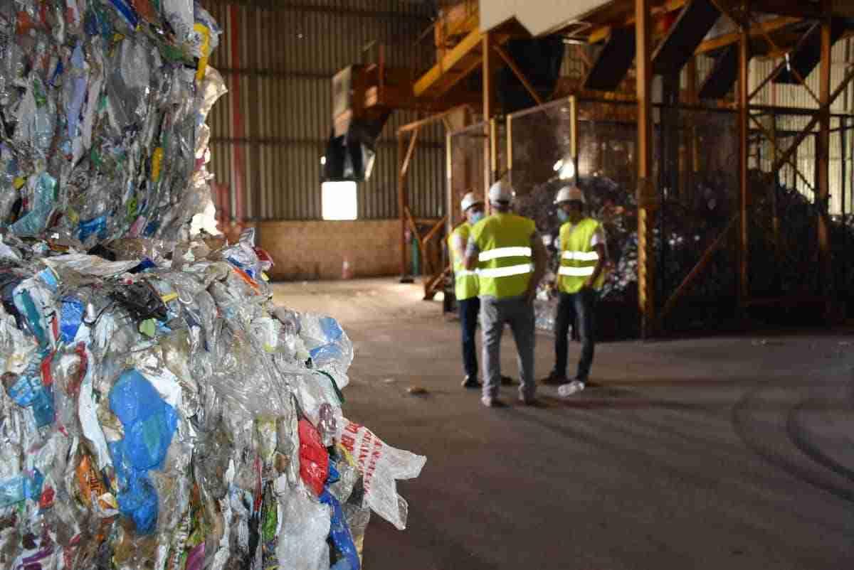 toneladas reciclado cuenca semestre 2021