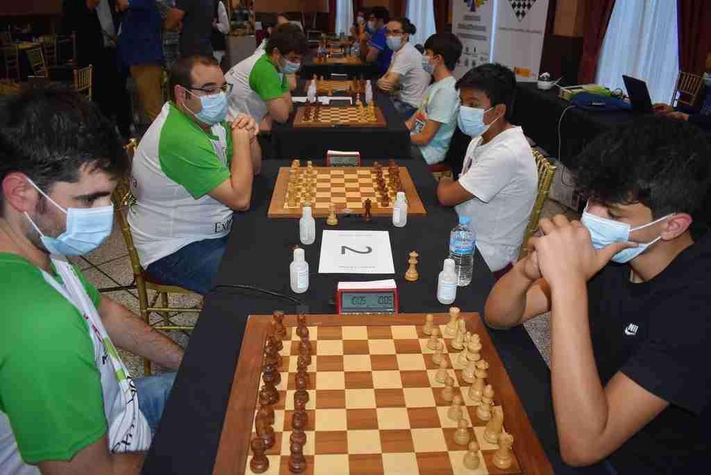 Campeonato de España de ajedrez rápido