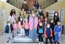 alumnos primaria visitaron ayto tomelloso