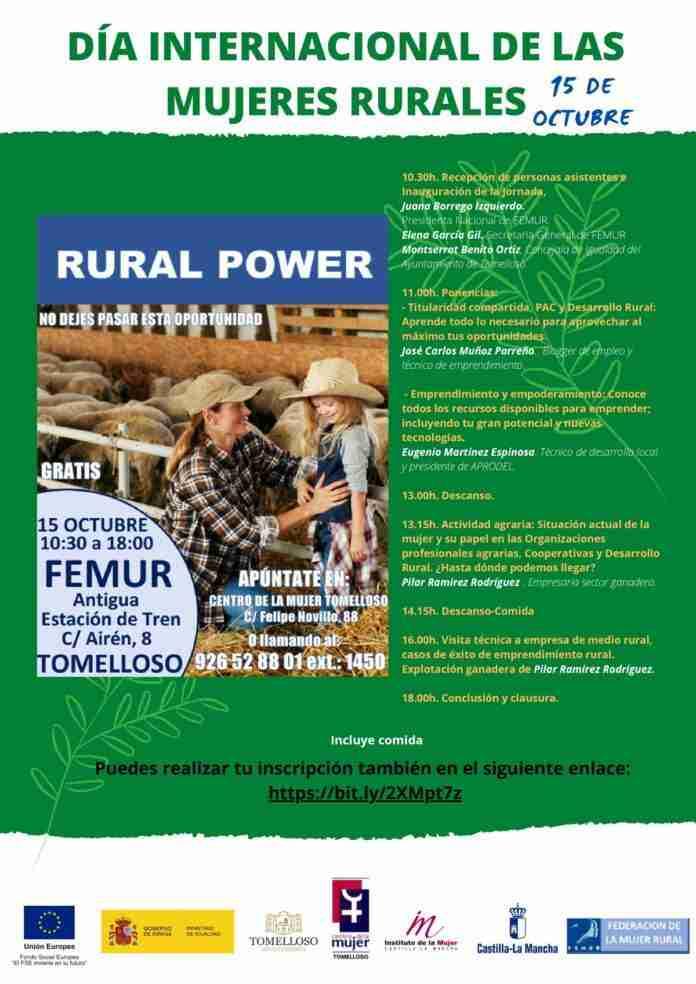 dia internacional de las mujeres rurales