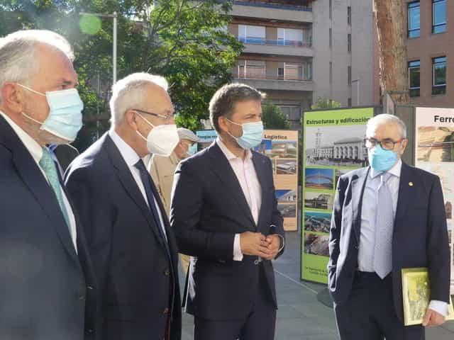 Guadalajara y una exposición sobre el aporte de la ingeniería civil a la sociedad castellano-manchega 4
