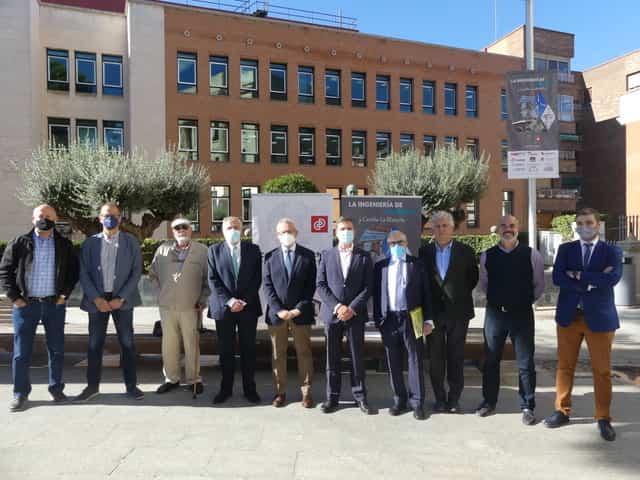 Guadalajara y una exposición sobre el aporte de la ingeniería civil a la sociedad castellano-manchega 2