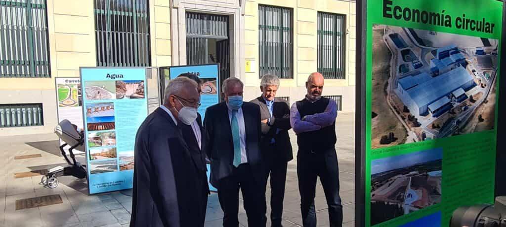 Guadalajara y una exposición sobre el aporte de la ingeniería civil a la sociedad castellano-manchega 1