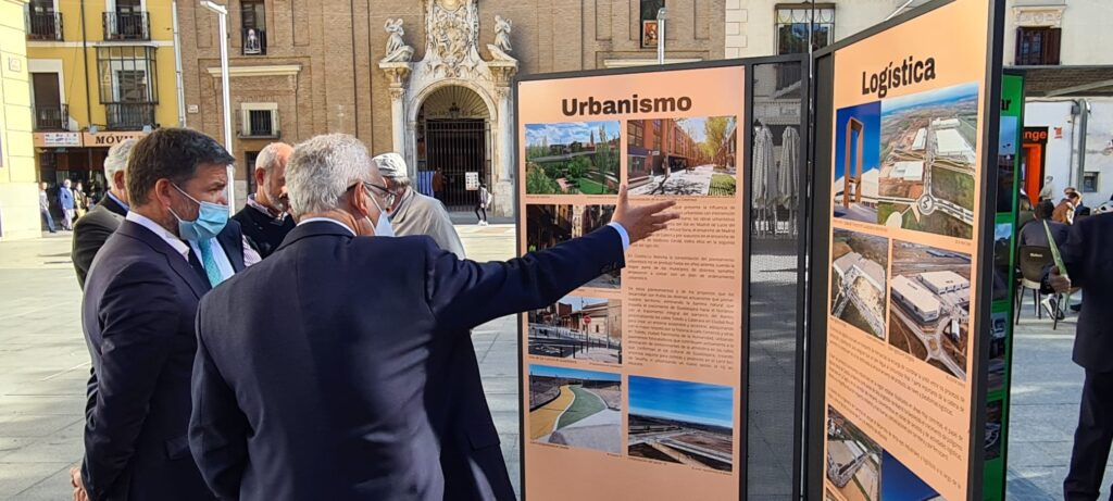 Guadalajara y una exposición sobre el aporte de la ingeniería civil a la sociedad castellano-manchega 3