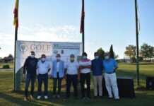 torneo de golf del ayuntamiento de ciudad real ganadores